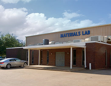 Scot Industries Metallurgical Laboratory